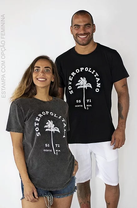Camiseta SOTEROPOLITANO