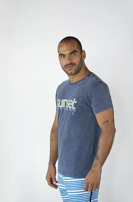 Camiseta SUNSET
