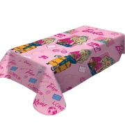 Manta Microfibra Infantil Soft
