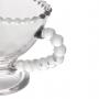 Molheira Cristal De Chumbo Pearl 13X7X9Cm 140ml