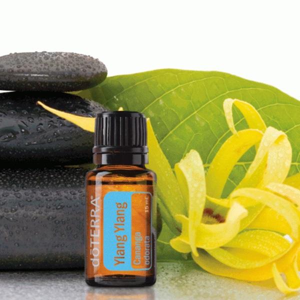 Óleo essencial de Ylang Ylang - 15 ml - doTERRA | Benefícios e Para que serve