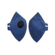Máscara Descartável com Válvula PFF2 N95 Camper