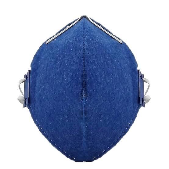 Máscara Descartável PFF2 N95 Camper