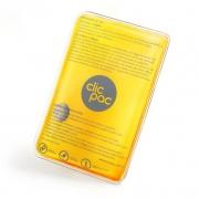 Bolsa de Gel de Calor Instantâneo Pocket - ClicPac