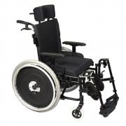 Cadeira de Rodas AVD Alumínio Reclinável - Ortobras