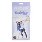 Meia Venosan Comfortline 30-40 mmHg Meia-coxa com silicone