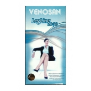 Meia Venosan Legline 20-30 mmHg Meia - coxa com silicone