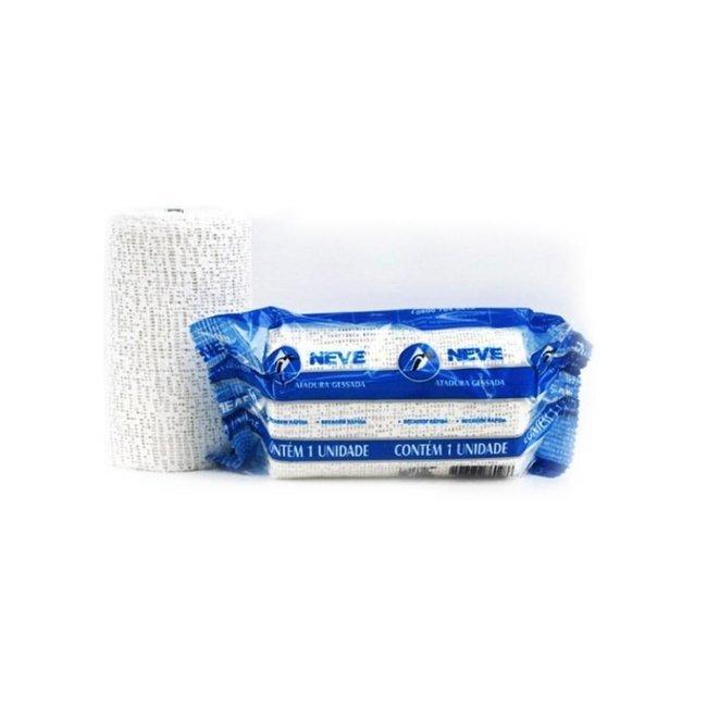 Atadura Gessada caixa com 20 unidades - Neve
