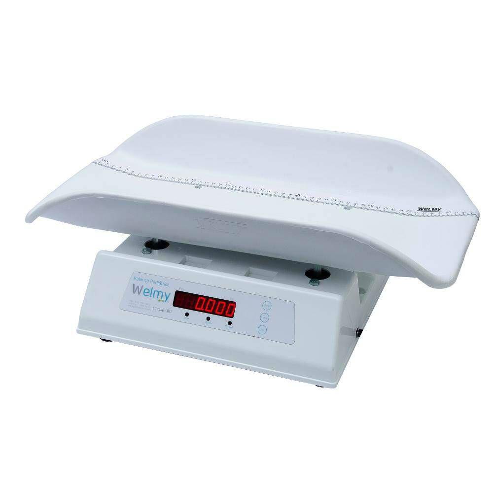 Balança Médica Pediátrica Eletrônica 15kg - Welmy