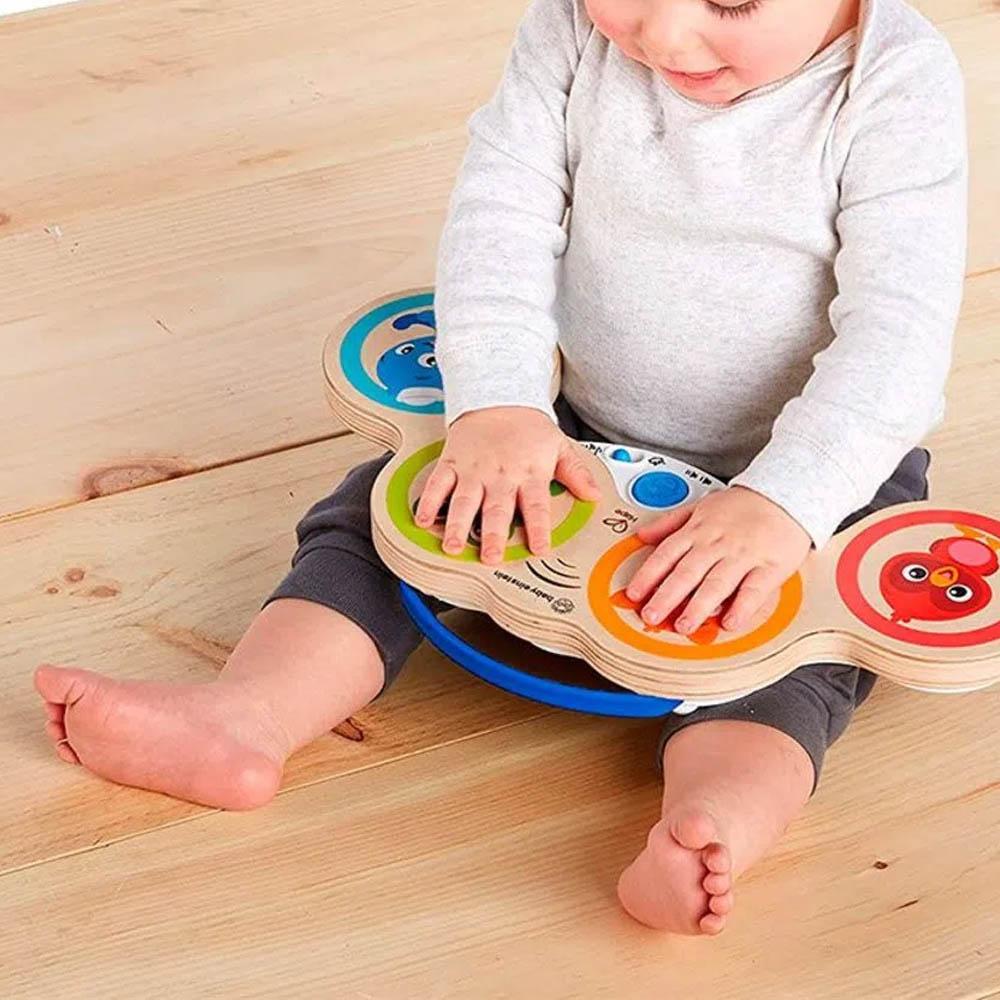 Bateria Infantil Musical - Magic Touch Drums Baby Einstein - Hape