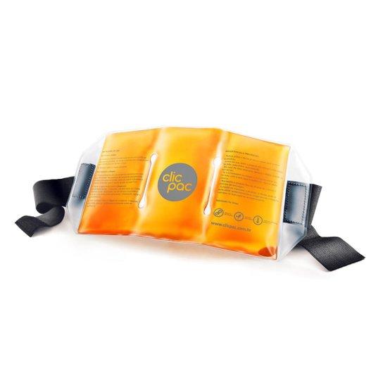 Bolsa de Gel de Calor Instantâneo com Velcro - ClicPac