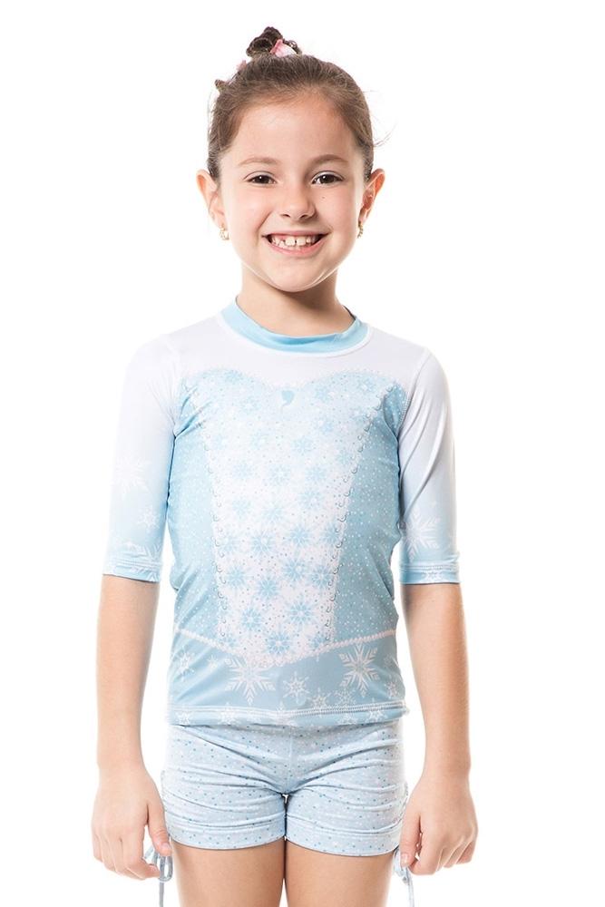 Camiseta Acqua Elsa - Uv.Line