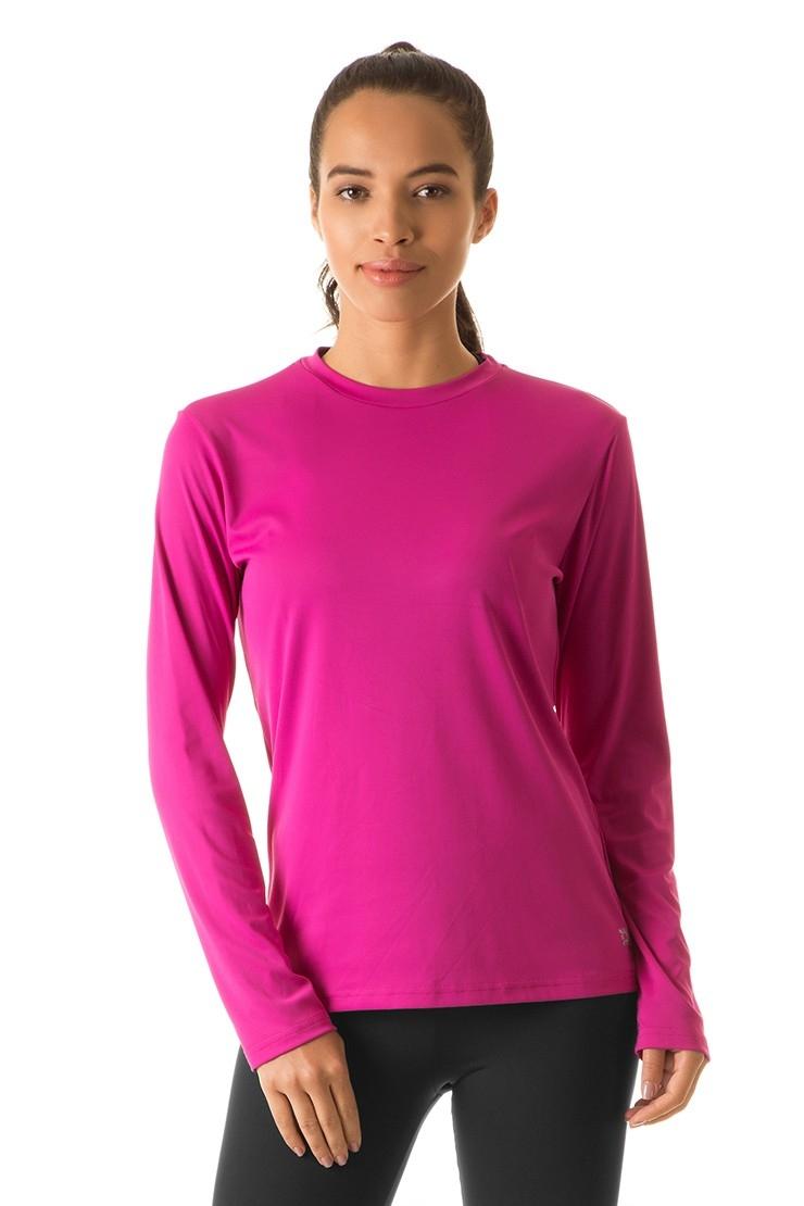 Camiseta Mega Dry Feminino - Uv.Line