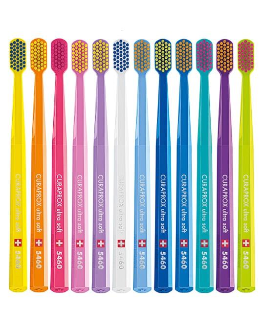 Escova Dental Curaprox Adulto Ultra Soft 5460