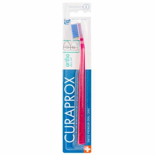 Escova Dental Curaprox Ultra Soft Ortho