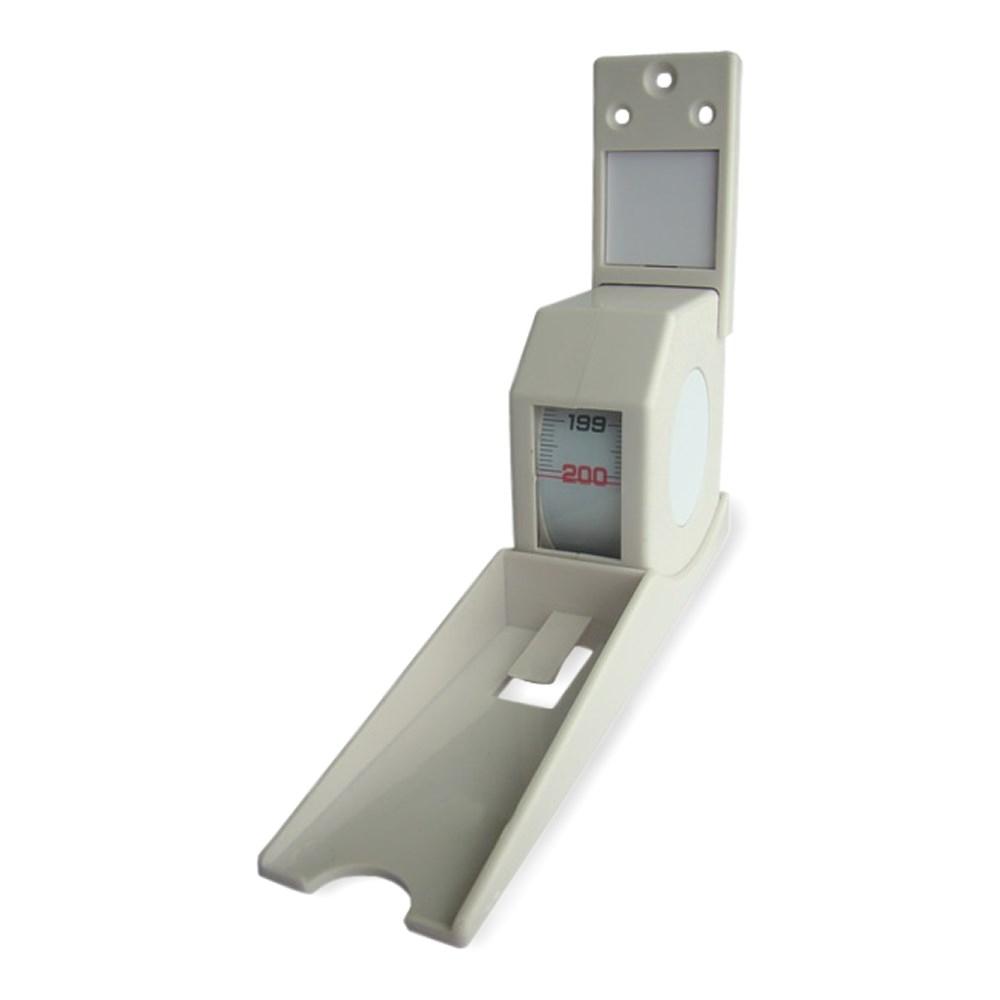 Estadiômetro compacto MD com 2 metros