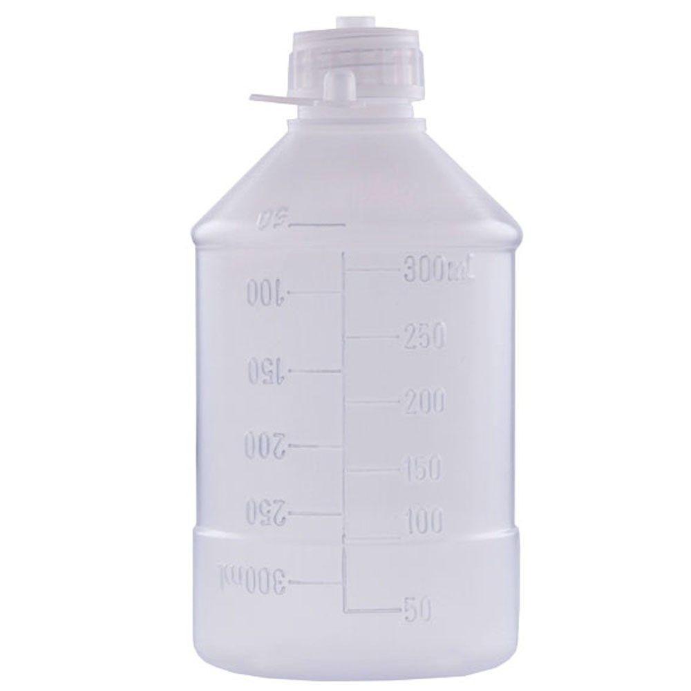 Frasco Nutrição Enteral 300ml caixa c/ 90 und - BioBase