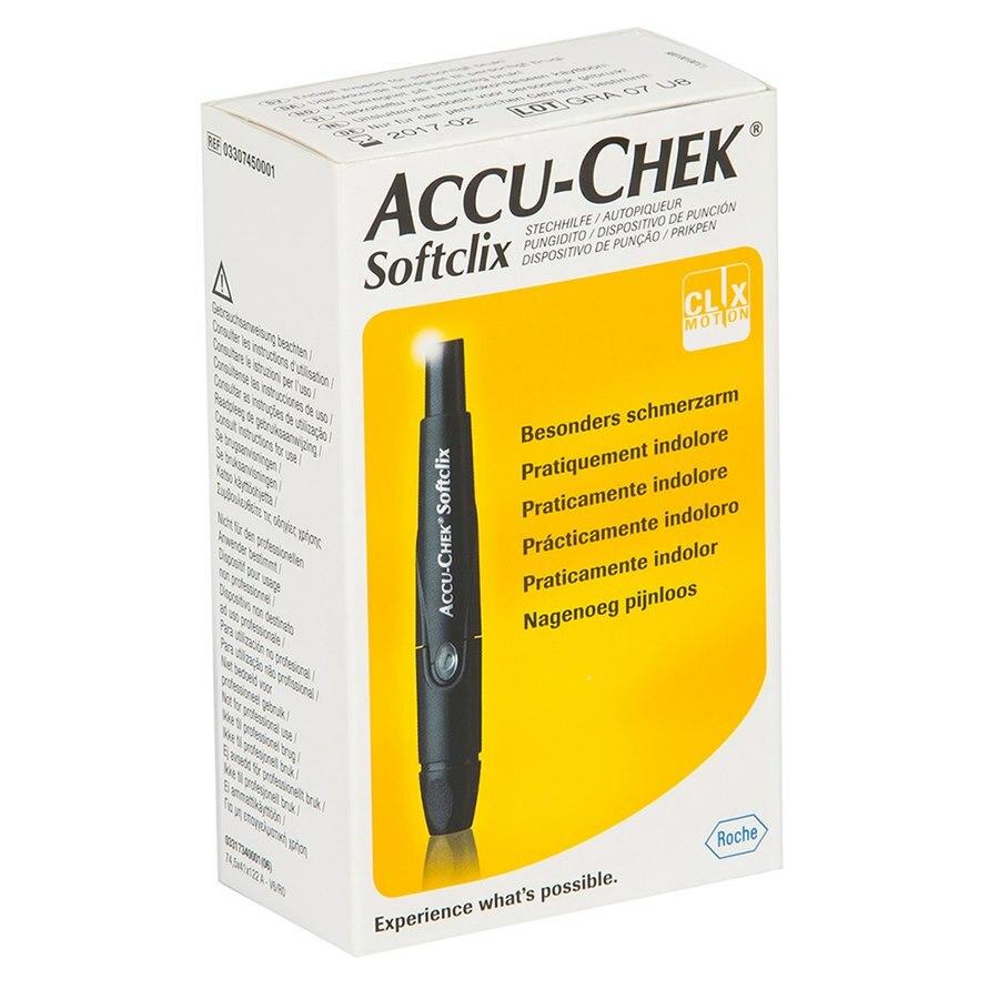 Lancetador Sotftclix Accu-Chek