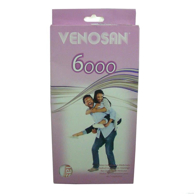 Meia Venosan 6000 20-30 MMHG Panturrilha