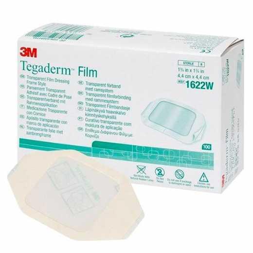 Tegaderm Film 1 unidade 10cmX12cm