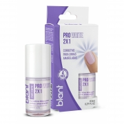Base Nail Care Pro White 2X1 Blant