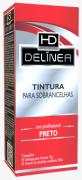 Tintura p/ Sobrancelhas Delinea Tubo 15g - Preto