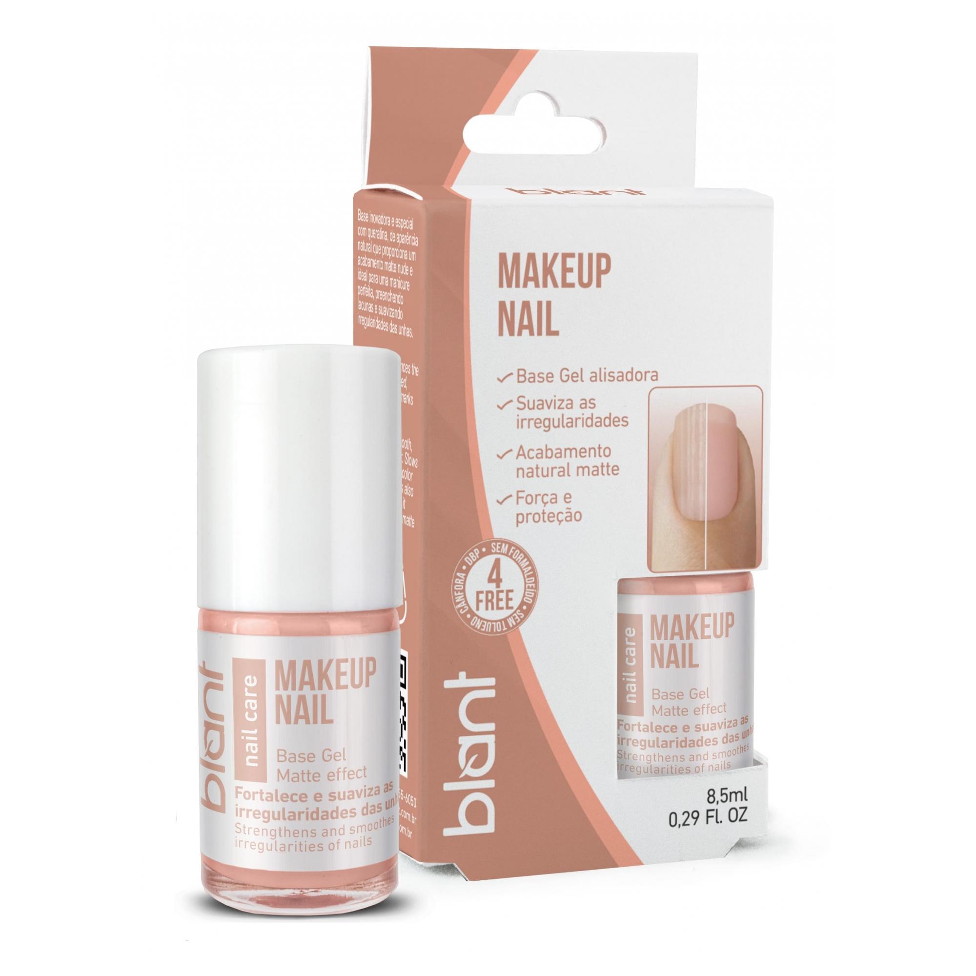 Base Nail Care Makeup Nail Blant