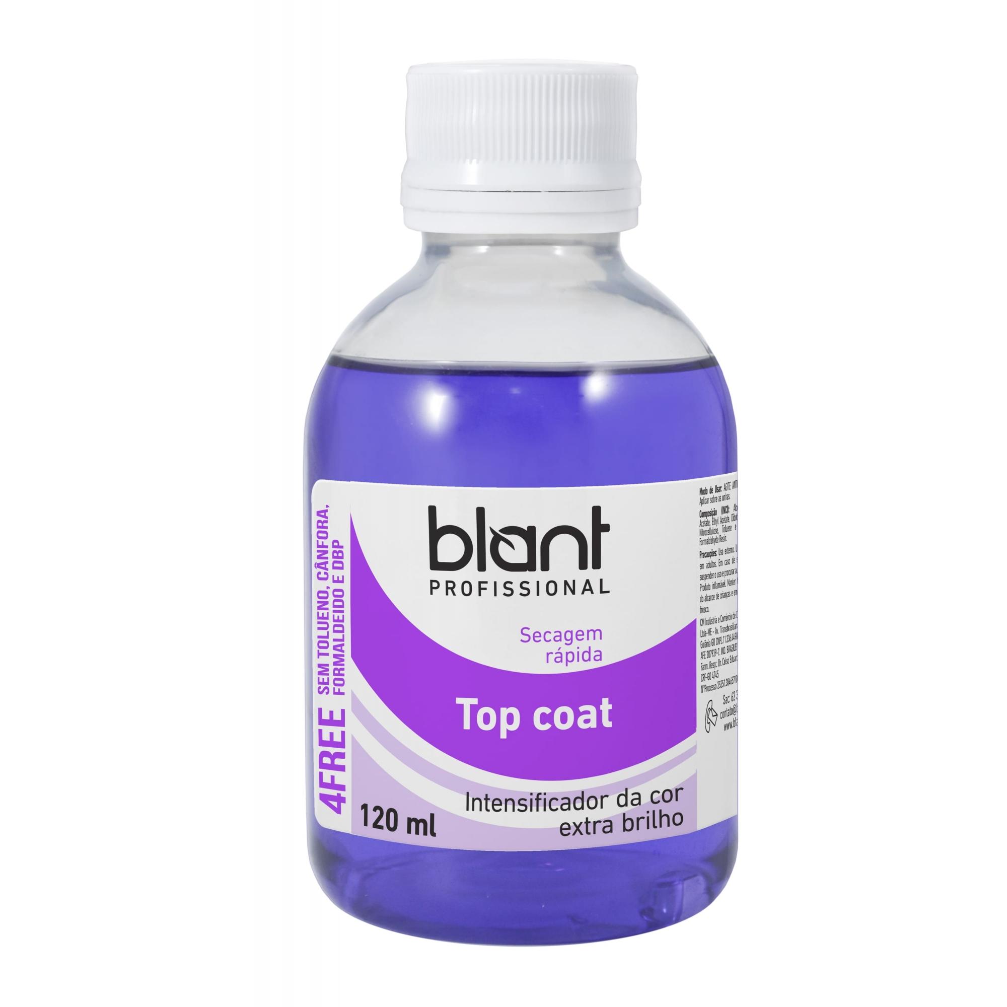 Base Prof. Top Coat 4Free 120 ml Blant
