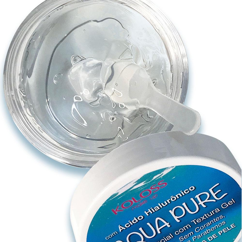 Hidratante Facial em Gel Acqua Pure Koloss