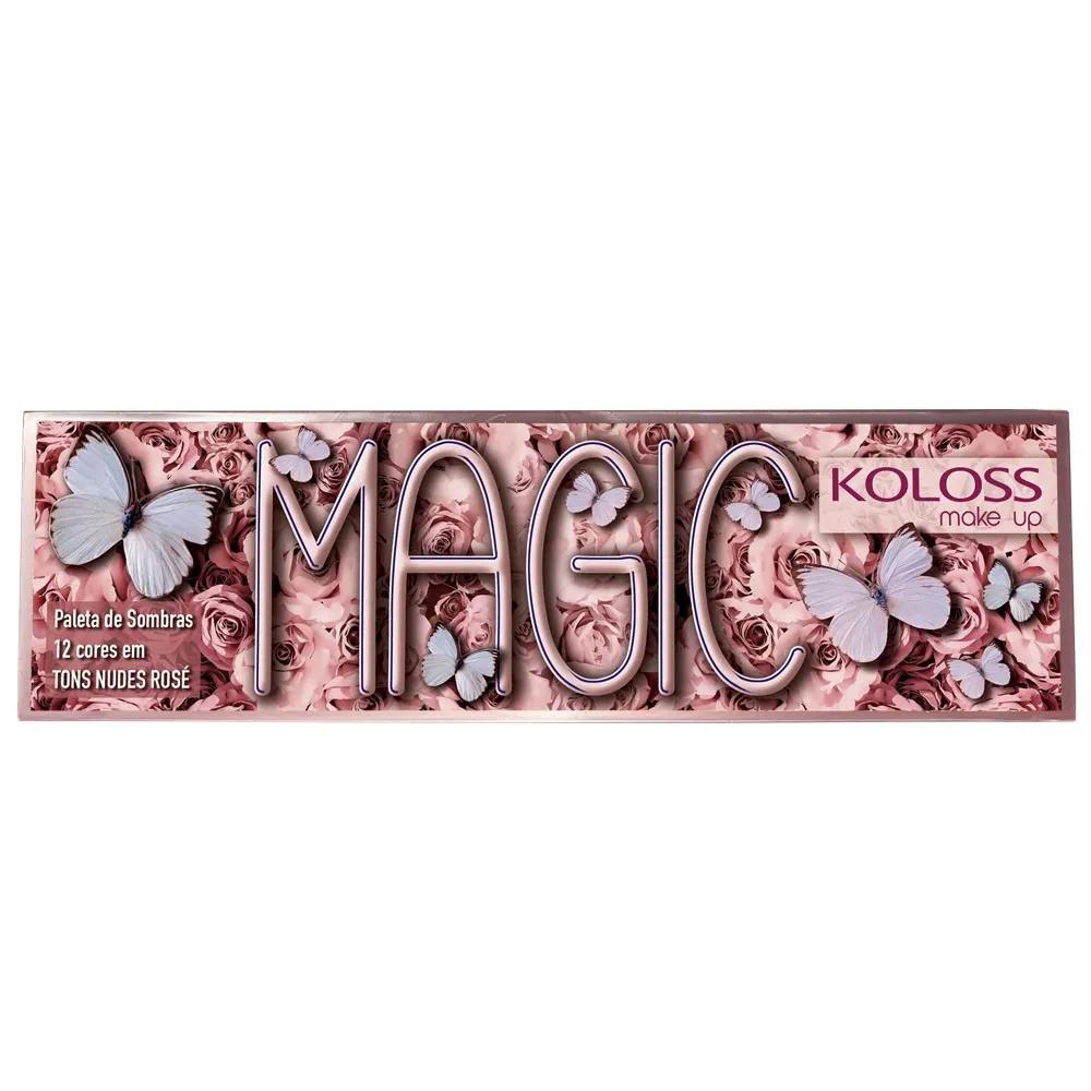 Paleta de Sombras Koloss 05 - Magic