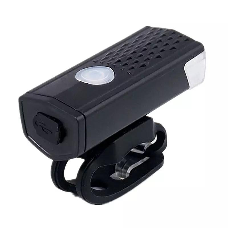 FAROL BIKE RAYPAL RPL-2255 LED USB RECARREGÁVEL