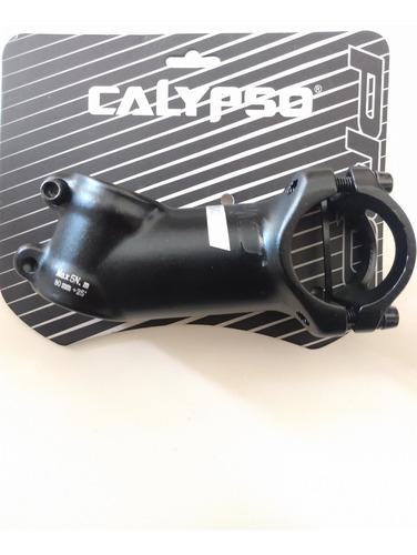 MESA CALYPSO PRO 318 ALUMINIO 6061 PRETA 28.6 X 31.8 MM 3D FORGED +/-17º