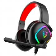 Headset Gamer Motospeed G750, RGB, 7.1 Virtual, Drivers 40mm, USB, Preto - FMSHS0069PTO