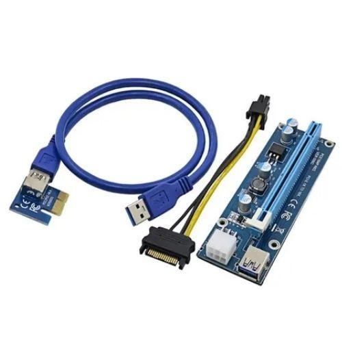 Cabo Riser RISER U34 6PIN 60cm USB U34-B*