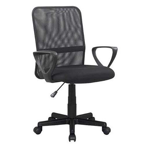 Cadeira de Escritório Mymax Executiva Preta - MOCH-2005/BK