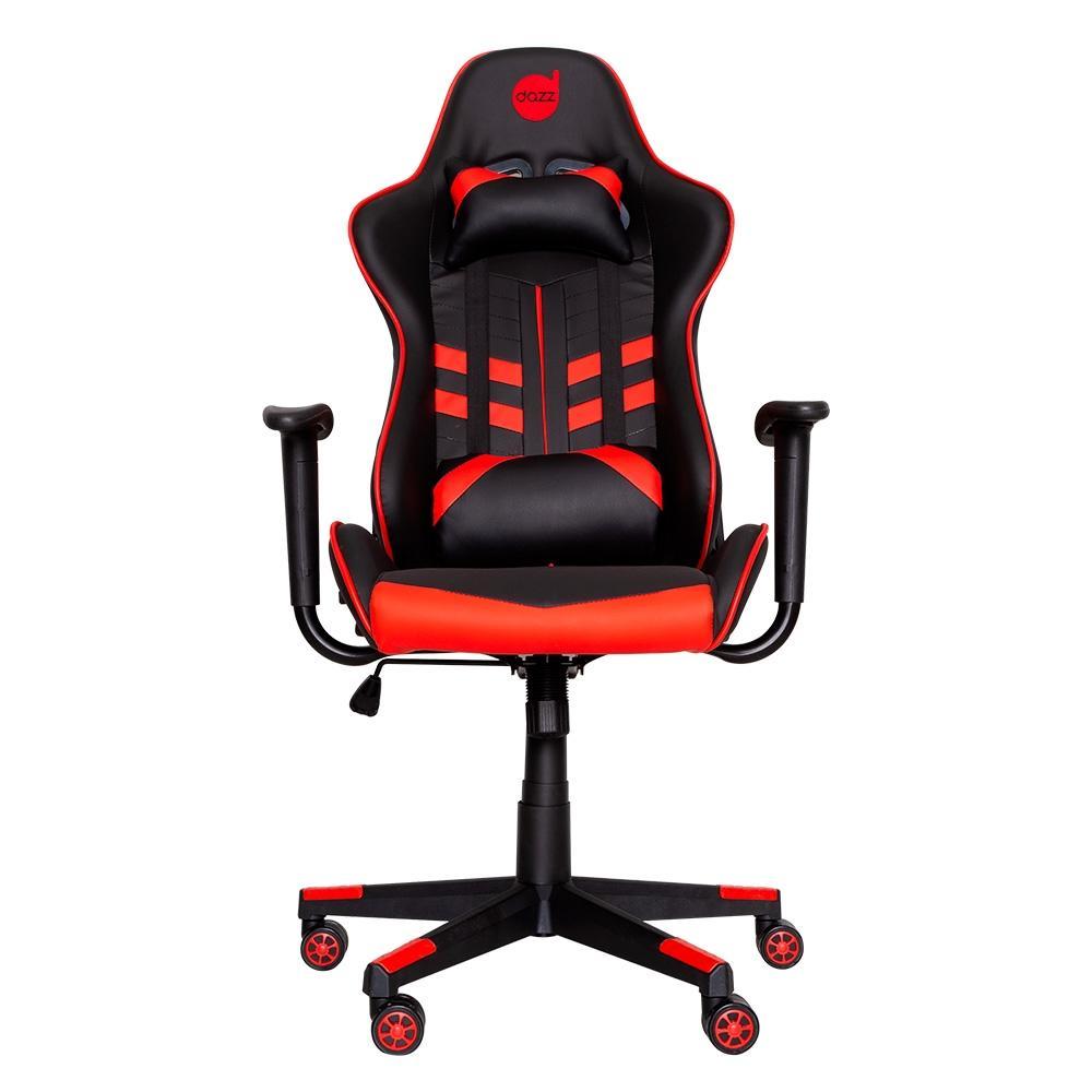 Cadeira Gamer Dazz Prime-X Preto/Vermelho, 62000008