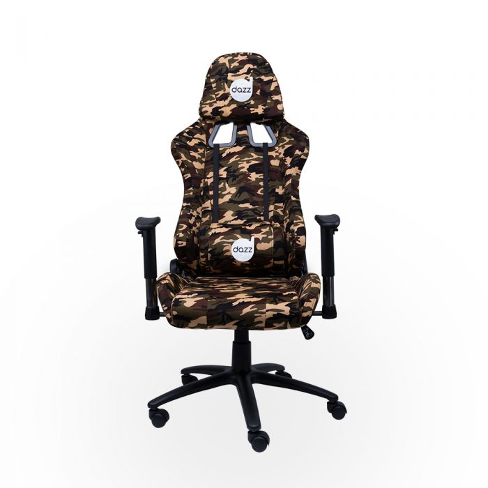 Cadeira Gamer Dazz Red Nose Desert, Camuflada - 625017