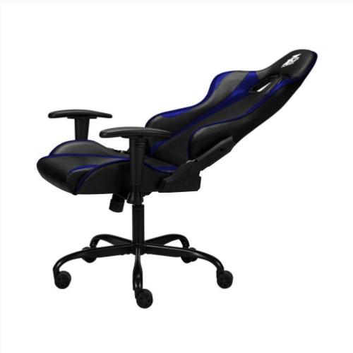 Cadeira Gamer FirstPlayer S01 Black and Blue - S01BlackandBlue