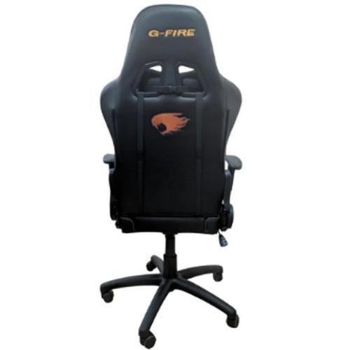 Cadeira Gamer G-Fire GC40 Preta e Cinza