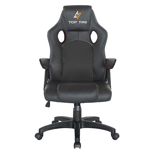 Cadeira Gamer Top Tag Giratoria Preta- HS2706BK