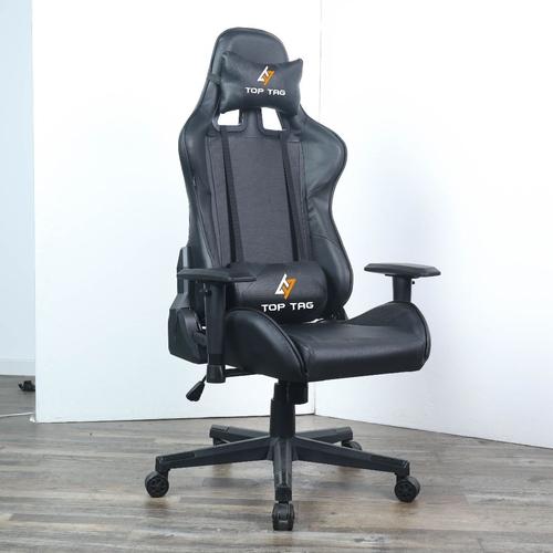 Cadeira Gamer Top Tag Giratoria PRETO  - HS036I