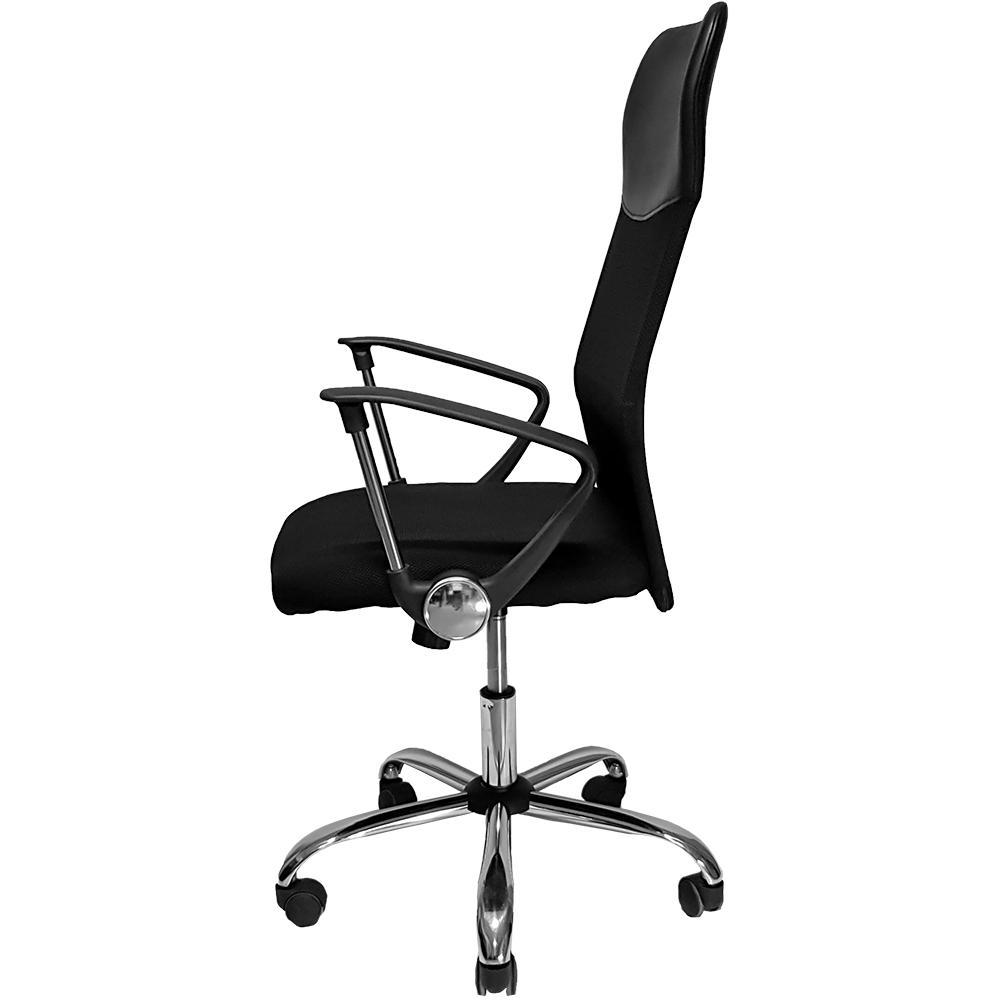 Cadeira Mymax Presidente Giratória / Preto - MOCH-2001/BK
