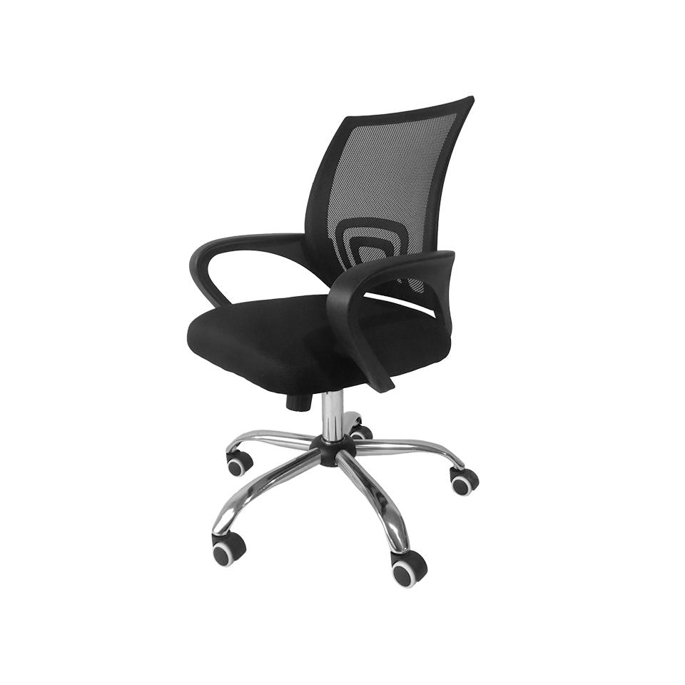 Cadeira Office Hoopson, Preta, Giratória - CE-707