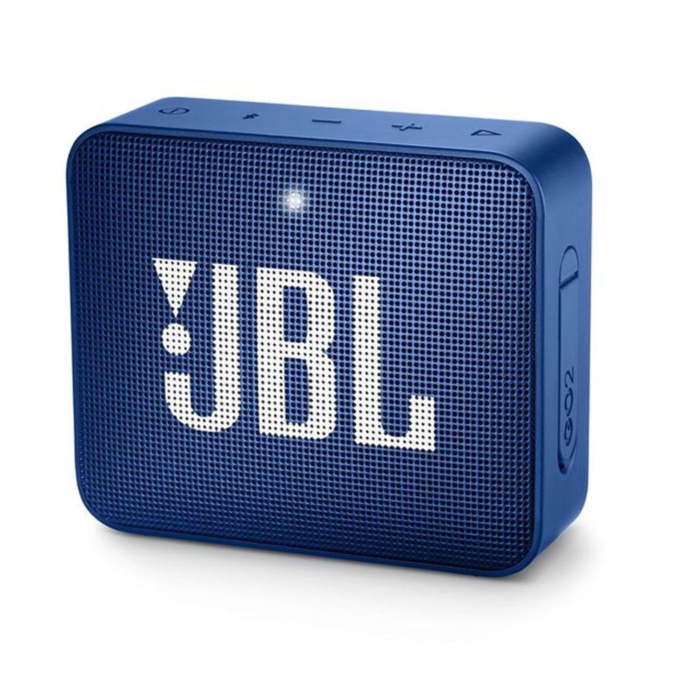 Caixa de Som JBL Go 2, Bluetooth, À Prova D´Água, 3W, Azul