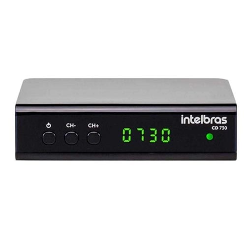 Conversor e Gravador Digital de TV Intelbras - CD730