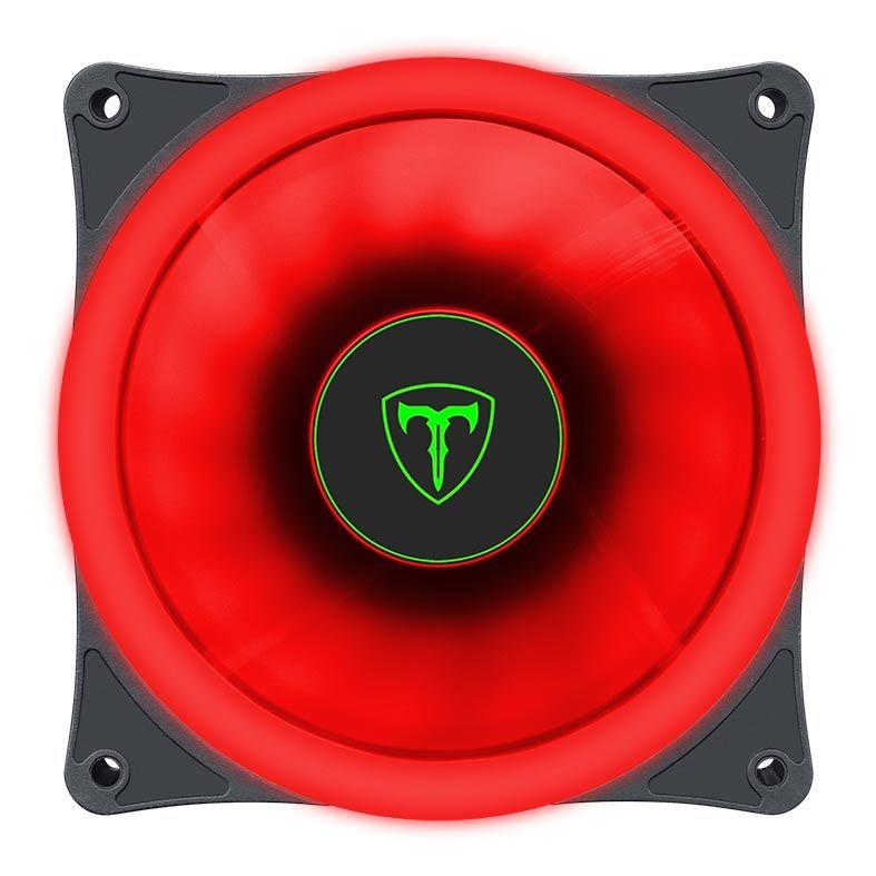 Cooler Fan T-Dagger T-TGF200-R Vermelho