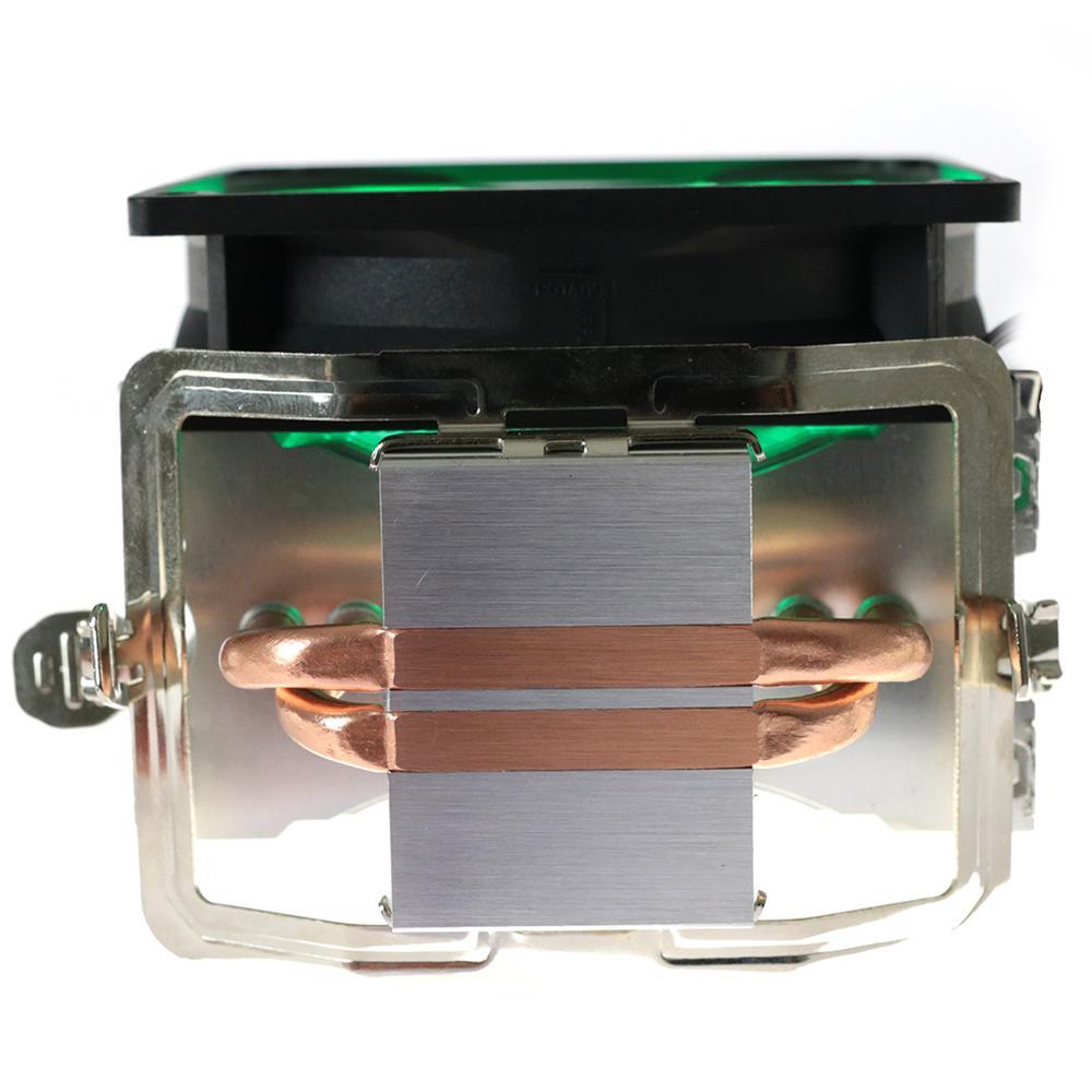 Cooler Para Processador Hoopson LED Verde, Intel/AMD - CL-180