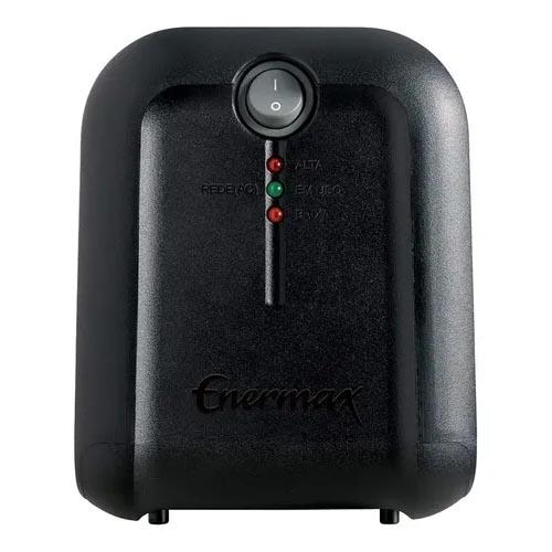 Estabilizador Enermax Exs II Power T 600 Preto