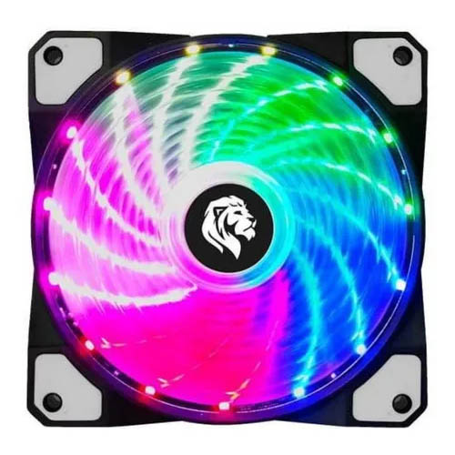 Fan Cooler Hayom RGB, 120mm - FC1302