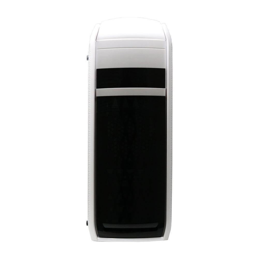 Gabinete Gamer Bluecase BG-024 Branco, USB 3.0, Lateral Acrílico.